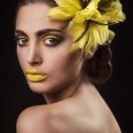 Model: Corina Corduneanu, MUA: Natalie Lorence