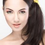 Model: Caren Utino, MUA: Natalie Lorence